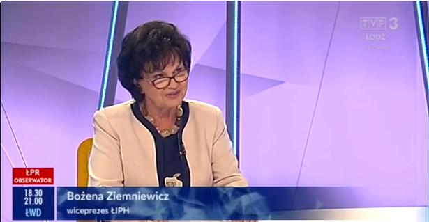 Kwiecień 2018 – Łodzią po Regionie, TVP3