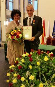 Wrzesień 2015: odebraliśmy nagrodę dla ŁIPH