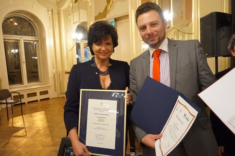 Listopad 2015: nagrody dla przedsiębiorców